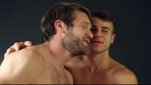 Colby Keller and His Boy From Spain Allen King.