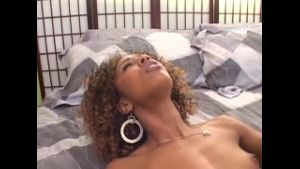 Misty Stone Is a Black Angel.