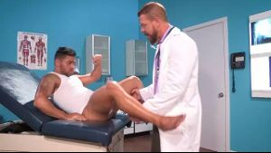Dr. Rocco Steele Has a Great Bedside Manner.