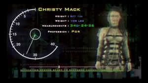Christy Mack Is Programmed For A Hookup.