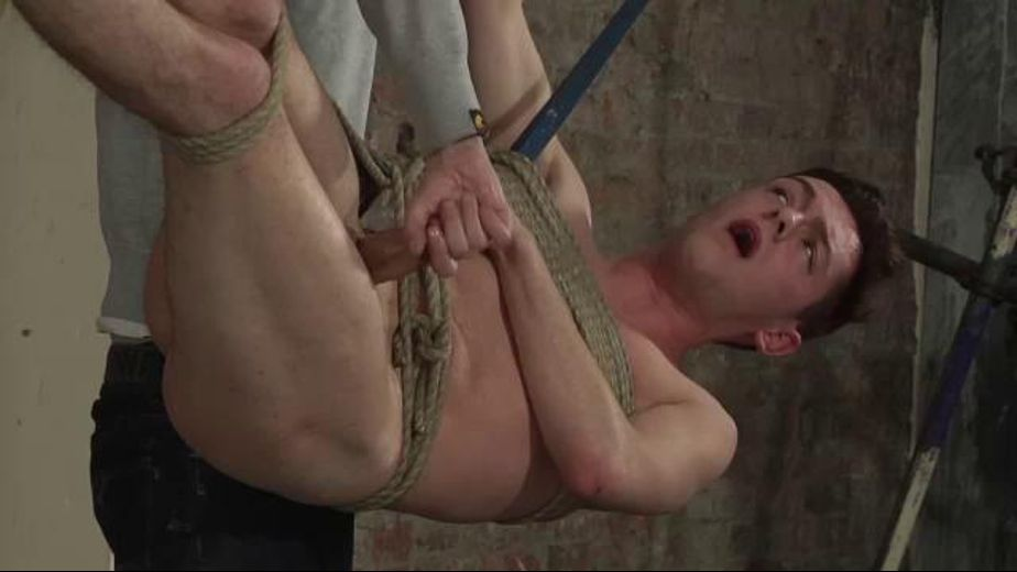 Jonah Tied Up and Tormented in Midair, starring Ashton Bradley and Jonah O'pry, produced by BoyNapped. Video Categories: Euro, BDSM, Masturbation, Fetish and College Guys.
