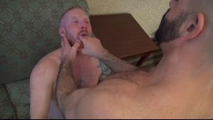 Adam Rizzo and Kevin Tyler Double Dick Dallas.