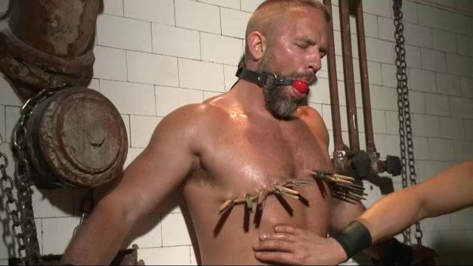 Dirk Caber Starts To Feel the Pinch, starring Dirk Caber, produced by KinkMen. Video Categories: Fetish, Muscles and BDSM.