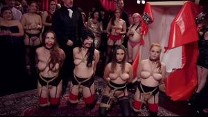 The Slave Girls Have Been Delivered.