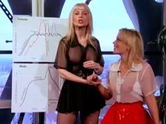 nina hartley female ejaculation