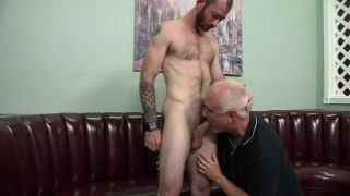Athletic Supporter - Scene 1