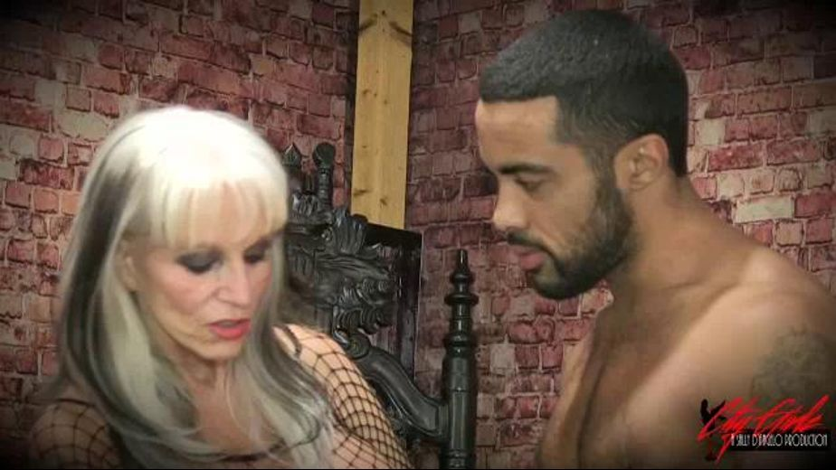 Go Get Me My New Slave Now, starring Sally D'Angelo, produced by Sally D'Angelo. Video Categories: Mature, Interracial, Fetish, Big Dick, Big Tits and Blowjob.
