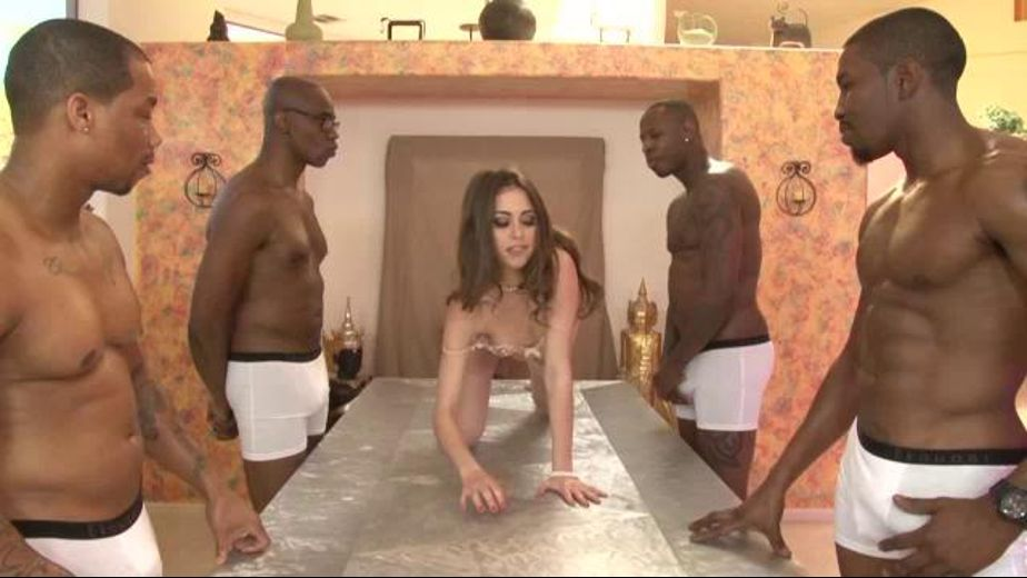 Gang bang table-4518