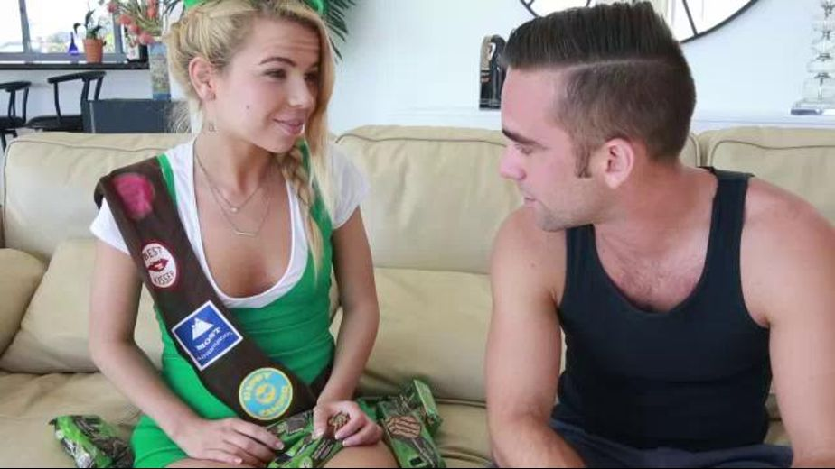 Pimping A Super Special Cookie, starring Alina West, produced by Team Skeet. Video Categories: Cream Pies, Blondes, Small Tits, College Girls and Masturbation.