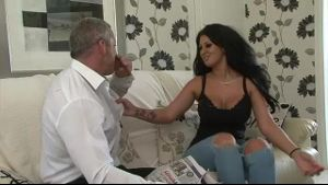 British Stepdaughter Is a Horny Tart.