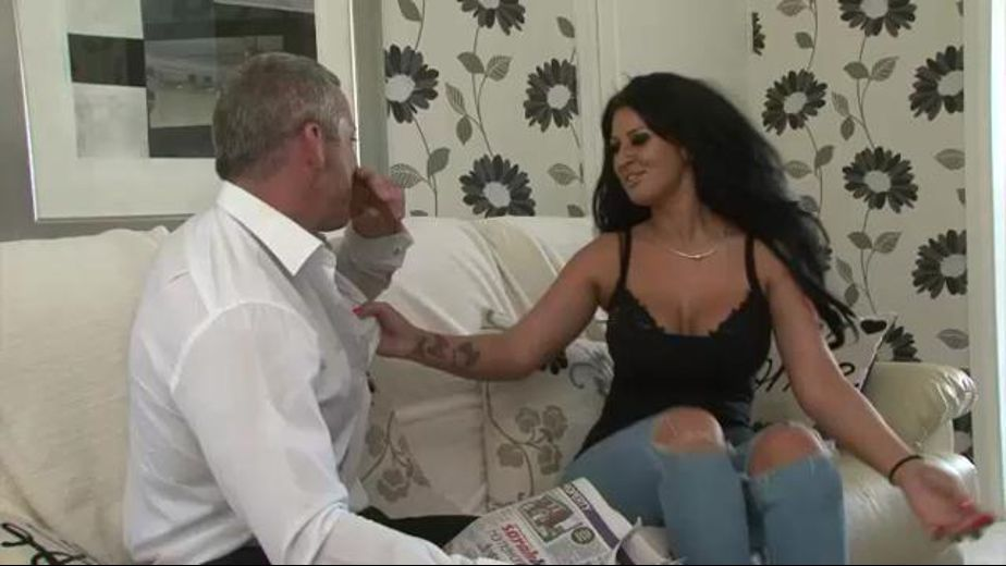 British Stepdaughter Is a Horny Tart, starring Dirty Dan and Brooklyn Blue, produced by Purexxxfilms. Video Categories: Big Tits, Brunettes, Blowjob and Cream Pies.