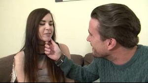 Stepdad Teaches Foxy Amber Nevada About Sex.