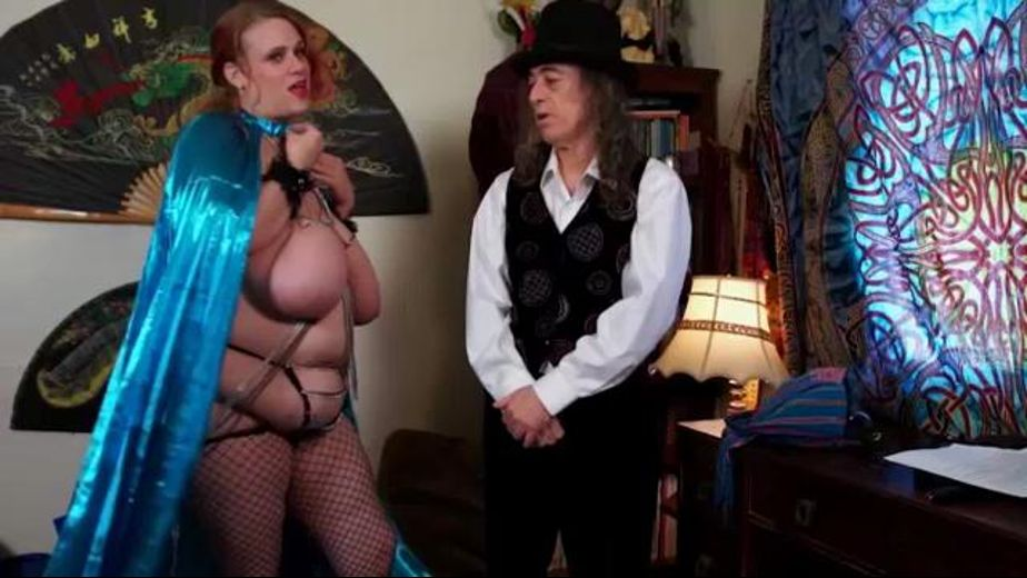 Mr Magic Is The Plumperful Wizzard, starring Kore Goddess and Mister Magic, produced by Melonjuggler Productions. Video Categories: Gonzo, BBW and Fetish.