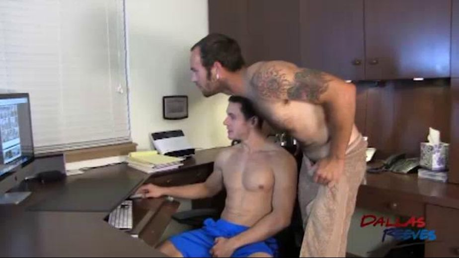 Could You Wear a Little Less?, starring Dallas Reeves and Maxx Fitch, produced by Dallas Reeves. Video Categories: Muscles and Blowjob.