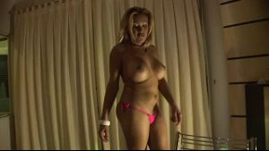 Divine Blond Tranny Slut Ellen Silva.