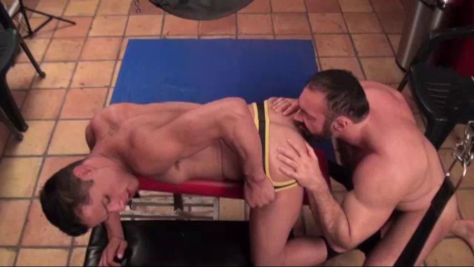 Slut Fuckers Don't Waste Time, starring Brad Kalvo and Bobby Hart, produced by Alpha One Media and USAJOCK. Video Categories: Blowjob, Anal, Muscles and Bear.