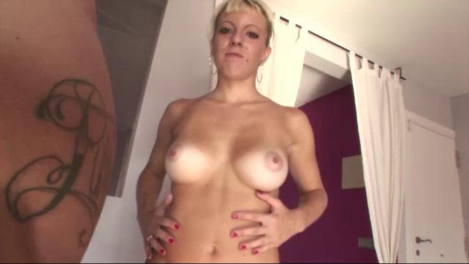 Amateur Big Tits Riding Cock