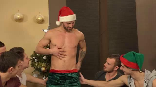 Santa orgie