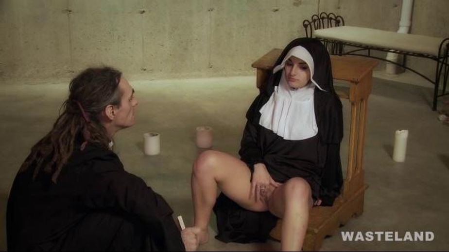 The Nun Confesses to the Priest, produced by Wasteland Studios. Video Categories: Fetish and BDSM.