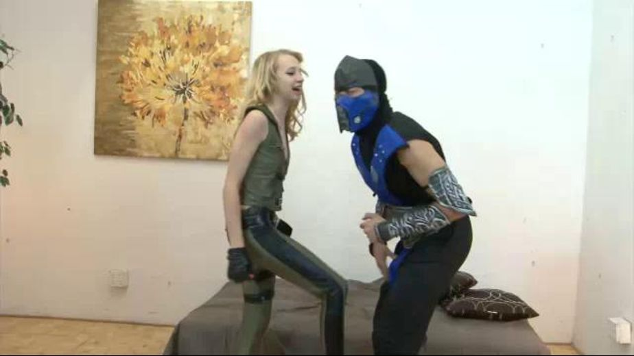 Kristy May Easily Defeats Sub Zero, starring Eric Jover and Kristy May, produced by Ultima Entertainment. Video Categories: Natural Breasts, Fetish, Adult Humor, Blondes, BDSM and Small Tits.