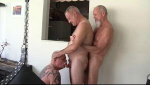 The Gathering of the Daddies.