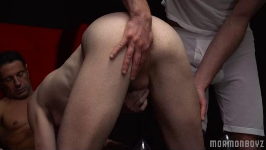 Mormon Boy Has A Tight Hole, starring Elder White, President Nelson and President Oaks, produced by Missionary Boyz. Video Categories: Bareback, Anal, Mature, Threeway and College Guys.
