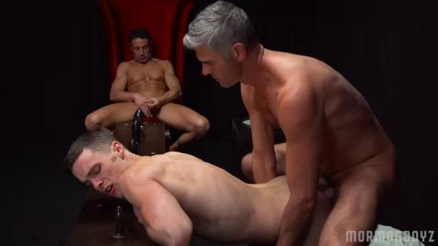Punished By Black Cock