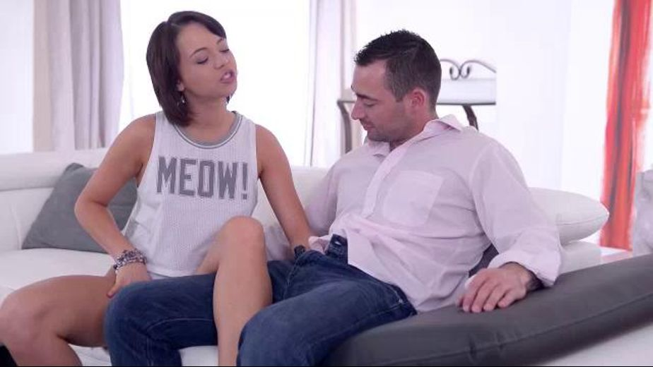 Tricia Is the Most Flirtatious Babysitter, starring Tricia Teen, produced by DDF Hardcore. Video Categories: Older/Younger, Brunettes, Natural Breasts, College Girls, Blowjob, Small Tits and Masturbation.
