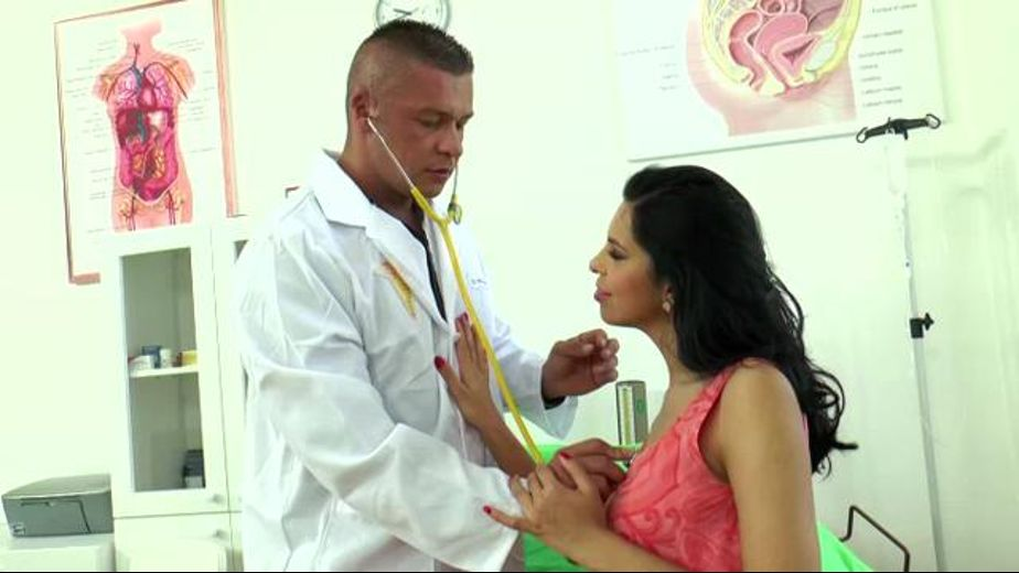 Kira Queen Knows What the Doctor Needs To Do, starring Kira Queen, produced by Alex Romero. Video Categories: Blowjob, Fetish and Brunettes.