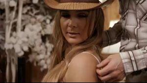 Blair Williams Is A Cowboy's Treat.