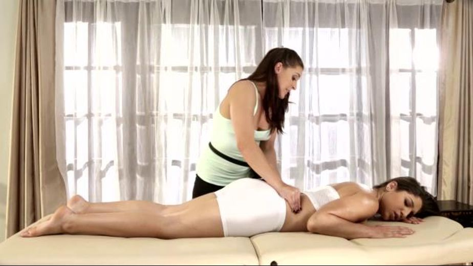 All Girl Masseuses Rub Out All The Tension, starring Abella Danger, produced by Fantasy Massage Production and All Girl Massage. Video Categories: Lesbian.