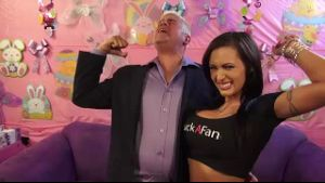 Jenna Presley Knows How To Jerk Cock.