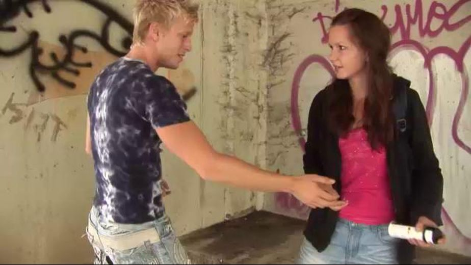 Close Encounter at the Graffiti Wall, starring Cindy Naomi, produced by Teen Erotica. Video Categories: Natural Breasts, College Girls, Brunettes, Gonzo, Amateur, Masturbation and Big Dick.