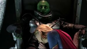 Carter Cruise Is Kidnapped By Brainiac.