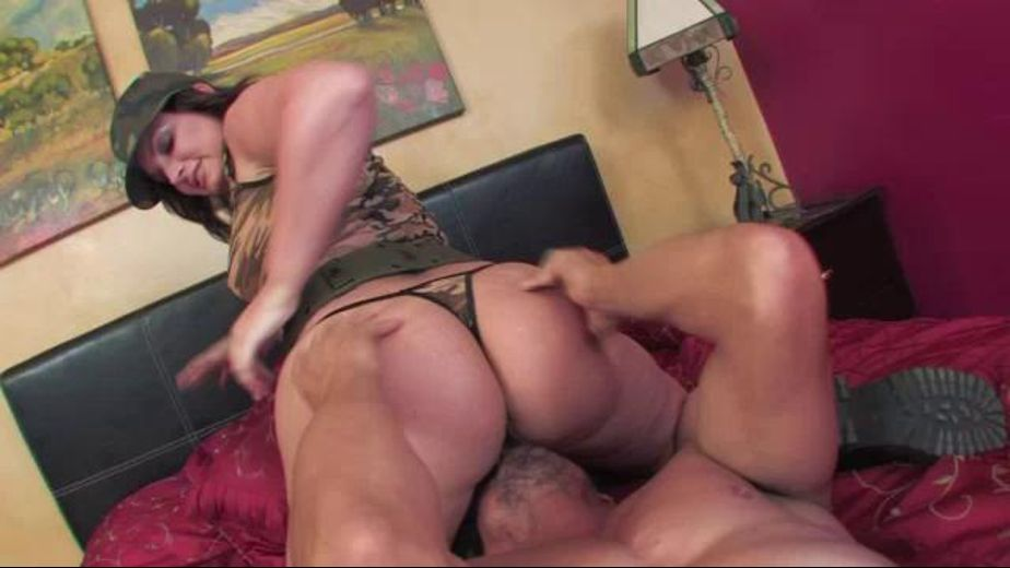 Flower Tucci Has A Big Military Ass, starring Flower Tucci and Tommy Gunn, produced by Sinister TV. Video Categories: Gonzo and Big Butt.
