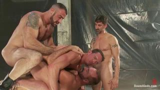 Bound Gods: They Cum From Outer Space - Scene 2
