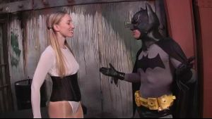 Batman Is Just A Man Whore.
