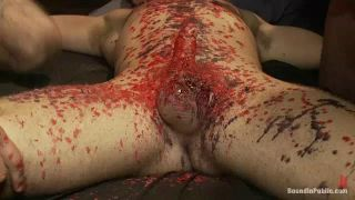 Bound In Public: The Brutal Annihilation Of Sebastian Keys - Scene 2