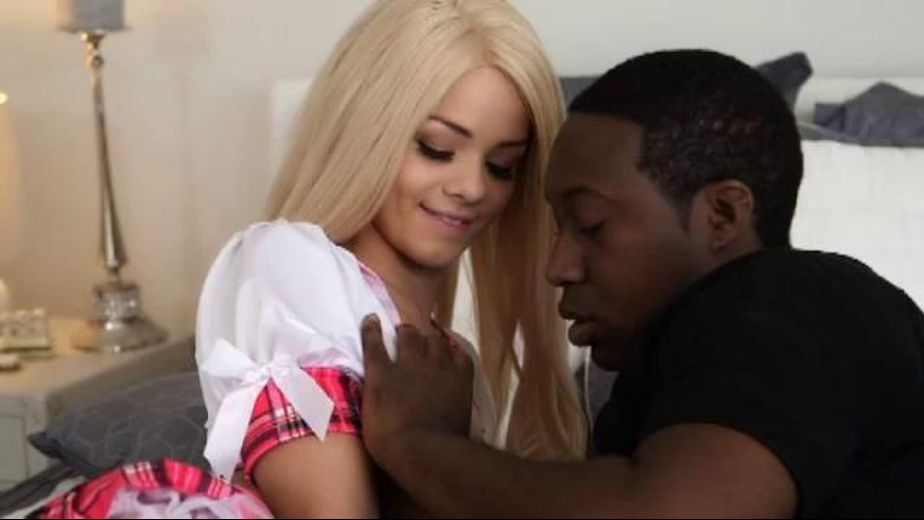 Schoolgirl Elsa Jean Loves Big Black Cock, starring Jack Blaque and Elsa Jean, produced by Third Degree Films. Video Categories: Interracial, Natural Breasts and Big Dick.