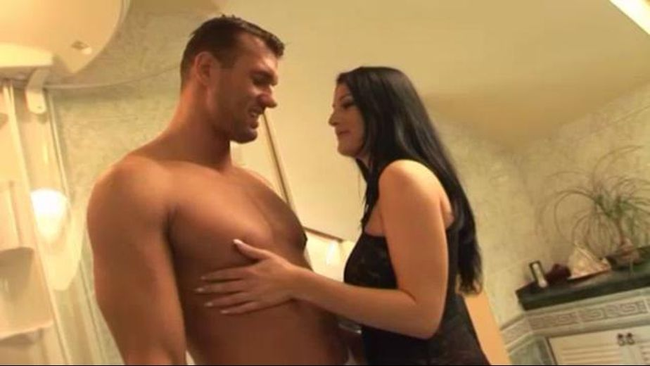 Big Dicks Are Her Favorite, starring Simone De Marco, produced by Pinko Enterprises. Video Categories: Natural Breasts.