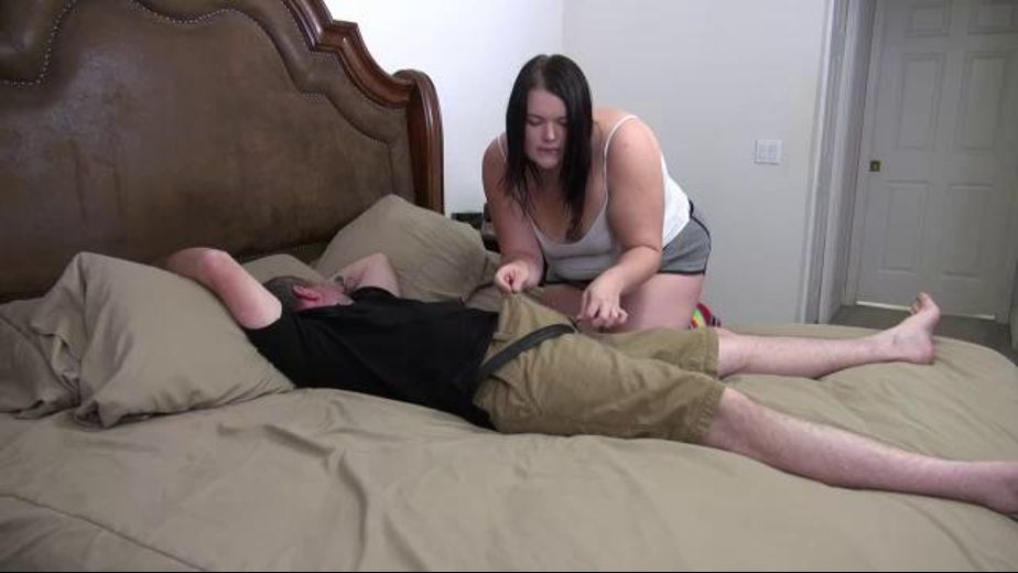 Daddy Gets A Big Baby Girl, starring Layla Moore, produced by Desperate Pleasures. Video Categories: BBW.