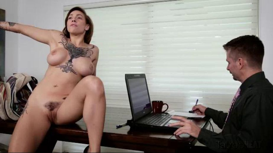 Harlow Harrison Shows Dad Her Tits and Tattoos, starring Luke Longly and Harlow Harrison, produced by Taboo Heat. Video Categories: Big Tits.