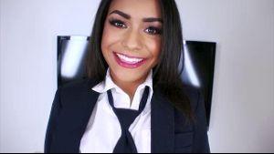 School girl Nicole Bexley Swallows.