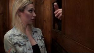 Chessie Kay Doesn't Blow Her Confessional.