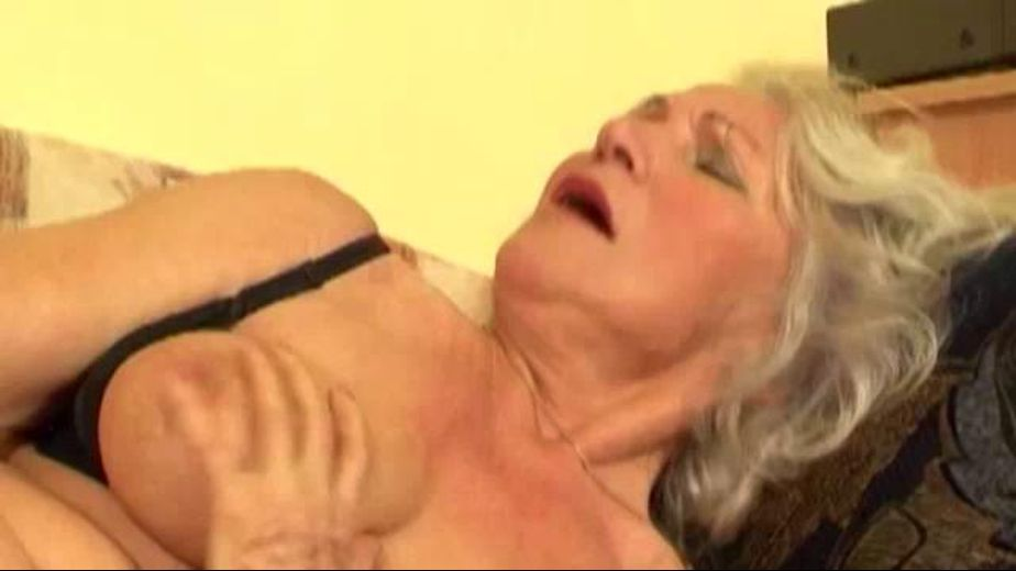 Nasty Granny Gets Ready With A Dildo, produced by Oliva GmbH. Video Categories: Gonzo, Anal and Mature.