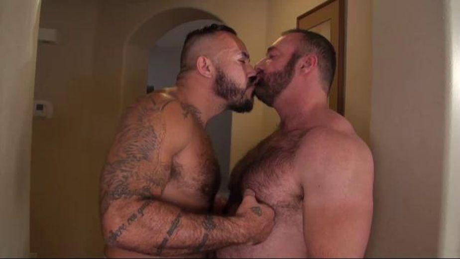 Brad Kalvo Visits Alessio Romero, starring Alessio Romero and Brad Kalvo, produced by Bareback Cum Pigs. Video Categories: Bareback.