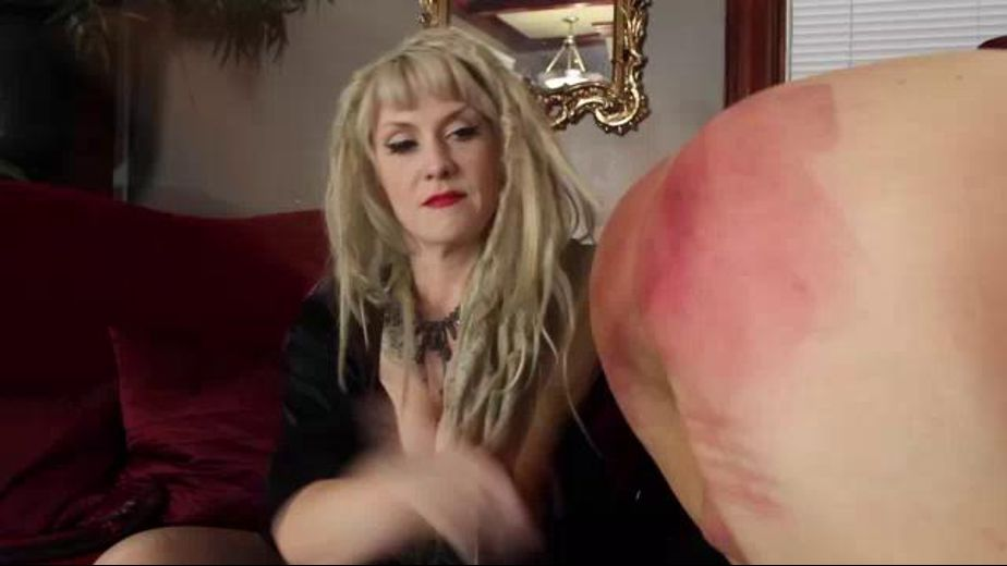 Rosy Red Ass For The Holidays, produced by Julie Simone Productions. Video Categories: Fetish and BDSM.