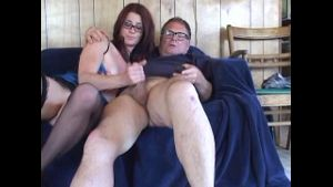 She Brutalizes His Cock.