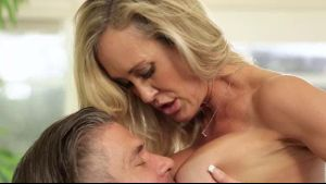 Brandi Love Enjoys Juggling Cocks.