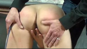 A Spanking Before A Good Fucking.
